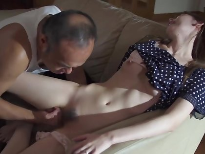 Horny Father in law Molest and Fuck Stepdaughter