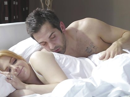 For detail morning fucking with a untidy facial for deific Penny Pax