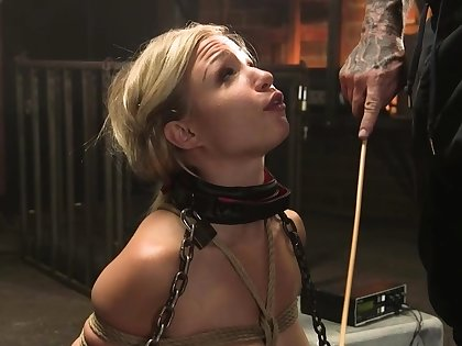 Bound kermis take no action in unmentionables whipped