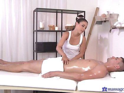 Bonking on the Massage Table Feels Amazing